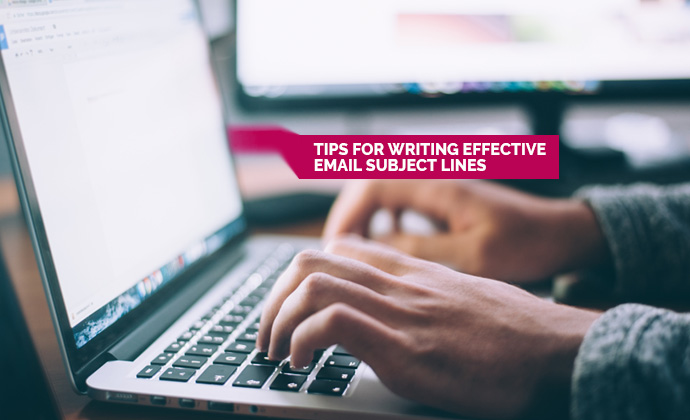 Tips for Writing Effective Email Marketing Subject Lines